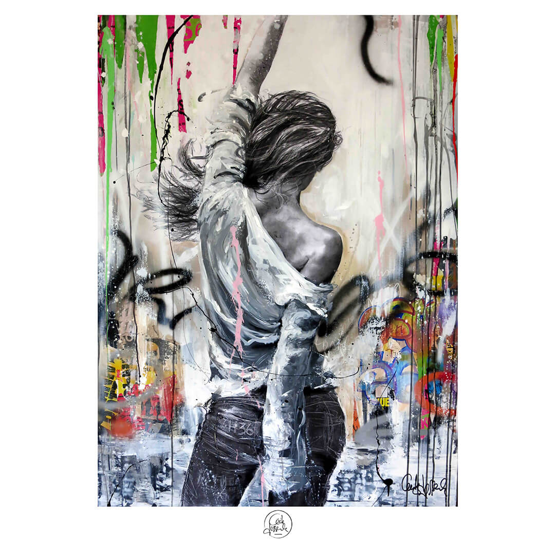Cécile Desserle, Street H 36